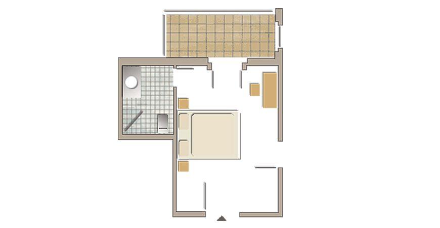 Doppelzimmer No 31