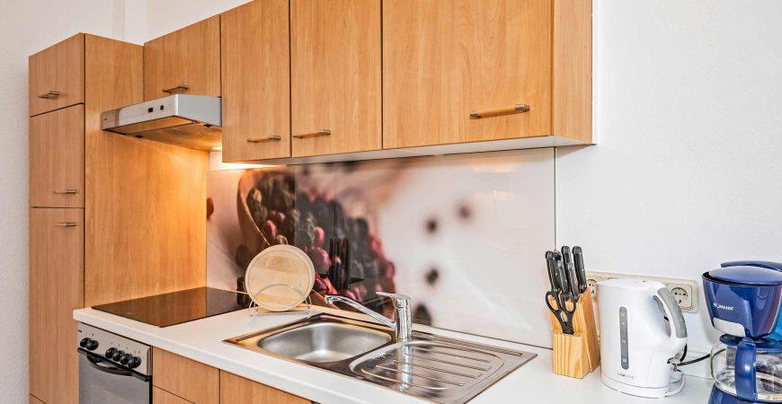 Appartement 3-Raum Alegría No 45