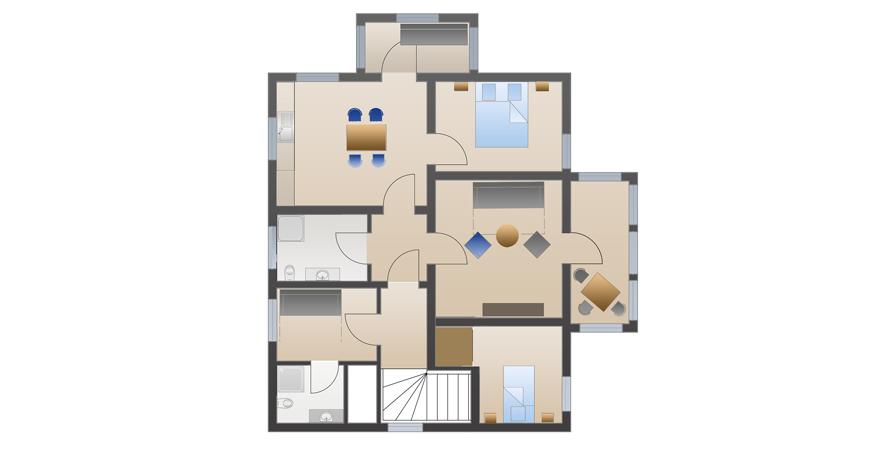 3-Raum App Villa Alegría 44