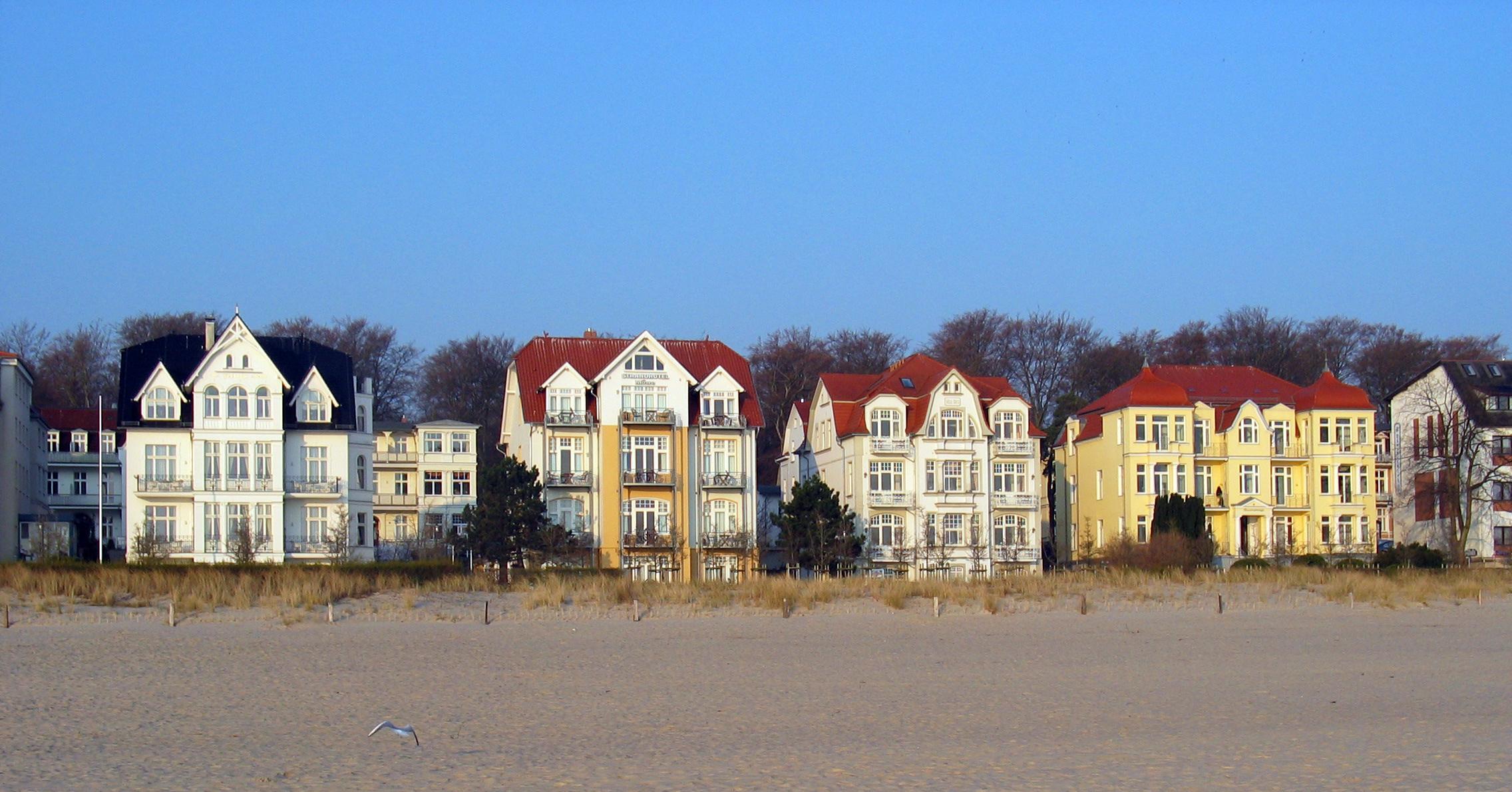 seaside bansin villa glaeser ferienwohnungen bansin. Black Bedroom Furniture Sets. Home Design Ideas